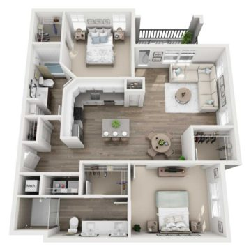 4-4310 floor plan